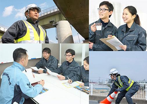 新日本規制の業務